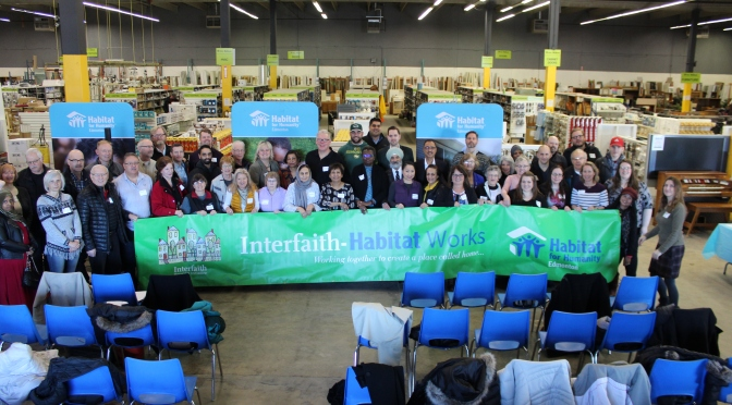 Interfaith Habitat Works – Wrap-up Party!